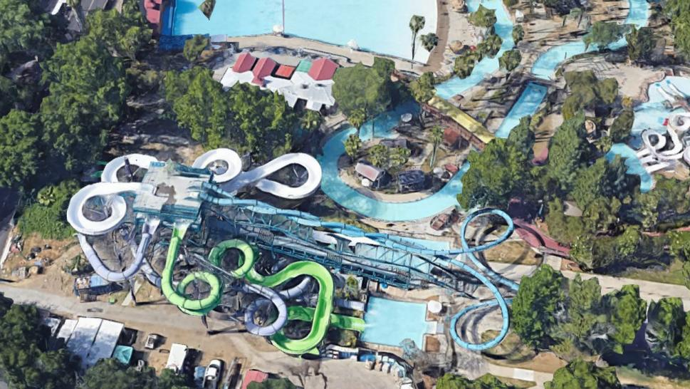 The Sacramento water park Raging Waters was shut down Sunday after cops were called to handle the fight involving dozens.