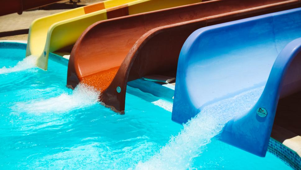 A teen suffered serious internal injuries after being sucked into a drain at a Texas water park.