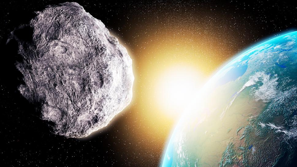 Humans have a one in 10,000 chance of witnessing a devastating asteroid event in their lifetime, said Ed Lu of the Asteroid Institute of the B612 Foundation.