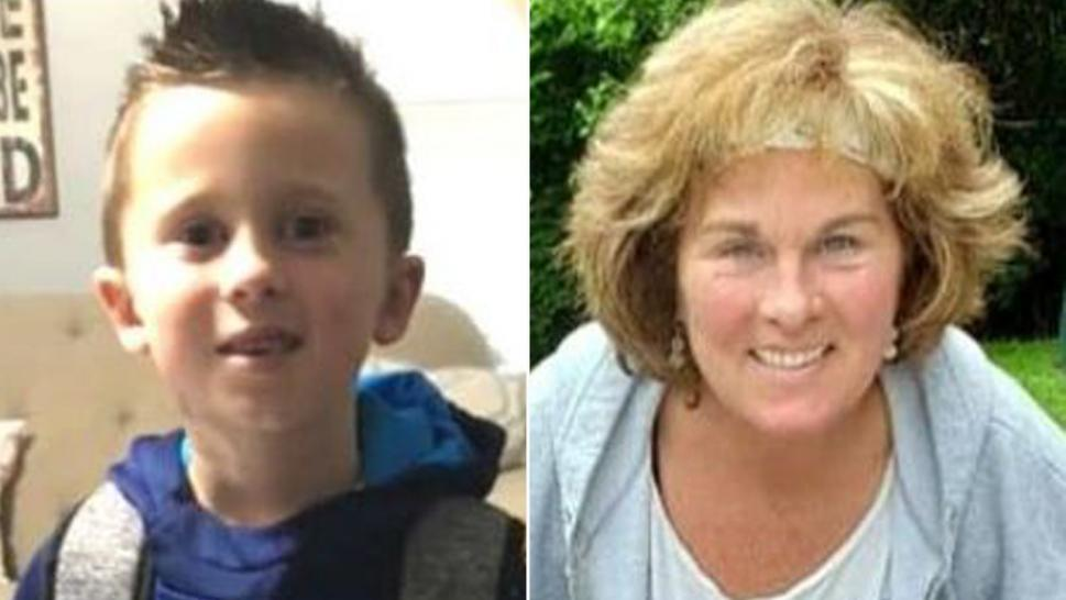 Leigh Shea, 61, and her grandson, 6-year-old Ty Dodson, are believed to have been shot and killed by Shea's husband, Terry Majors, who after killing his wife and her grandson, killed himself.