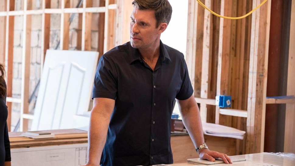 "Jeff Lewis is pictured on ""Flipping Out."""