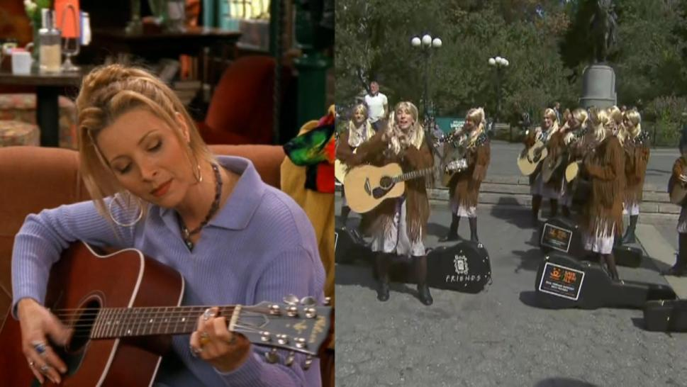 Smelly Cat performance