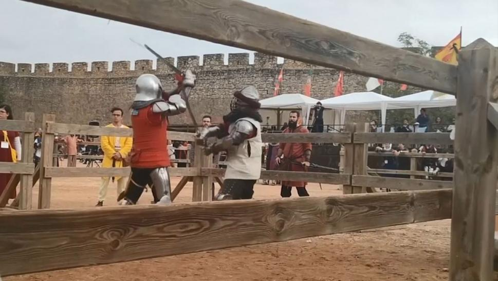 4th Annual National Medieval Combat Tournament Takes Over Spain