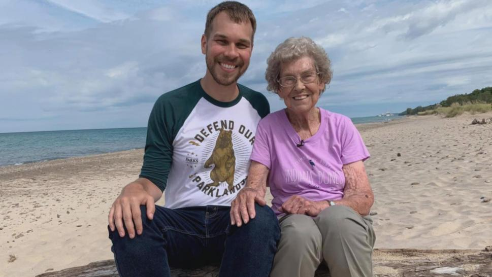 This Grandma's on a Mission to Visit all 61 National Parks With Her Grandson
