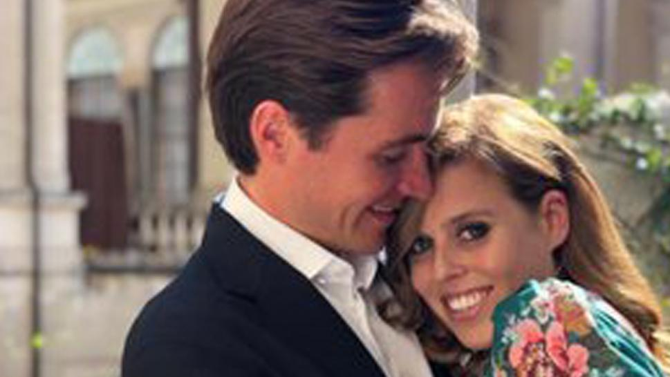 Princess Beatrice is engaged!