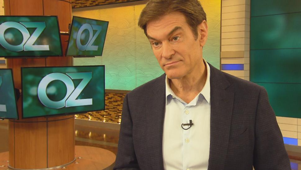 Dr. Mehmet Oz has some important medical advice for Democratic presidential candidate Bernie Sanders.