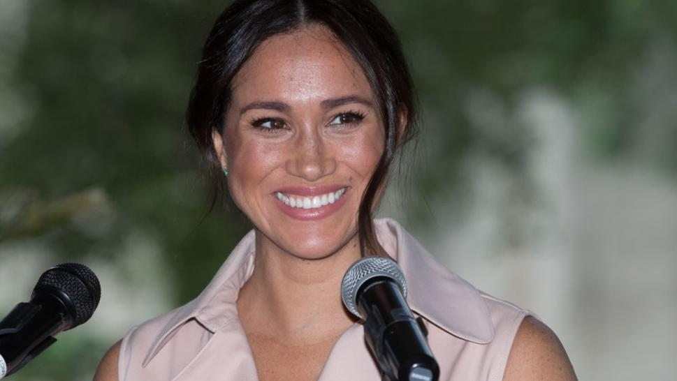 Meghan Markle is celebrating International Day of the Girl.