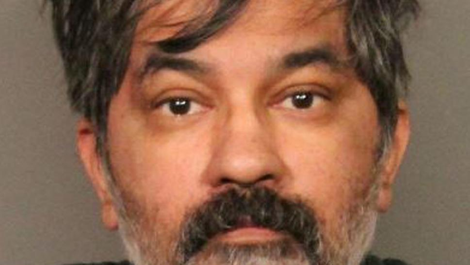 The suspect was identified as Shankar Hangud, 53.