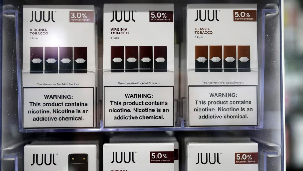 Siddharth Breja, former senior vice president for global finance at Juul, said he was fired on March 21 for raising concerns with top executives about the shipment of contaminated and expired pods, as well as other conduct described as unsafe.