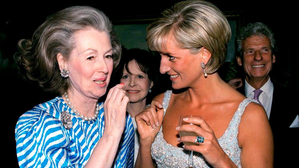 Princess Diana's complicated relationship with her stepmother is the subject of a new documentary on the Smithsonian Channel.