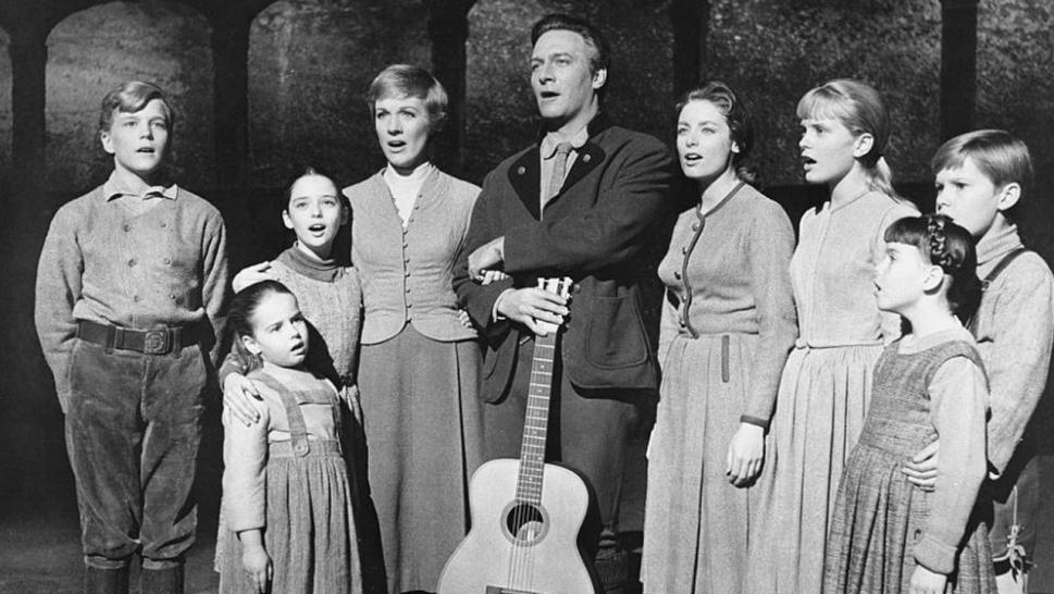 "Julie Andrews reveals ""The Sound of Music"" almost lost child actor."