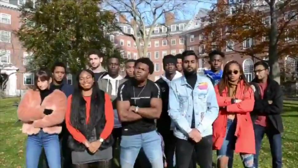 Harvard Campaign Video
