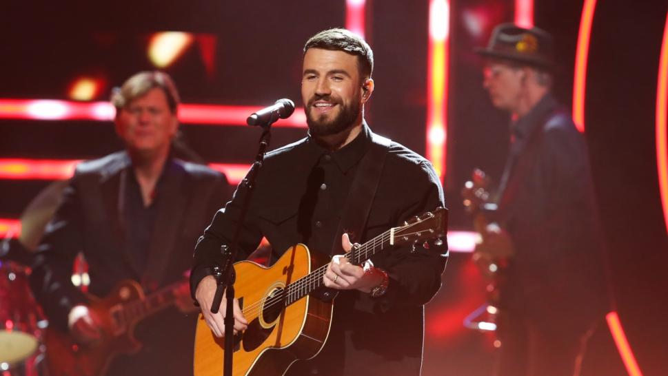 Sam Hunt was arrested for allegedly driving under the influence in Nashville.