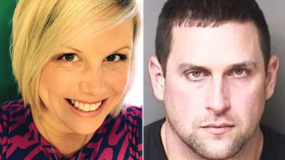 Stacy Hunsucker, 32, was allegedly fatally poisoned by her paramedic husband, Joshua Lee Hunsucker, 35.