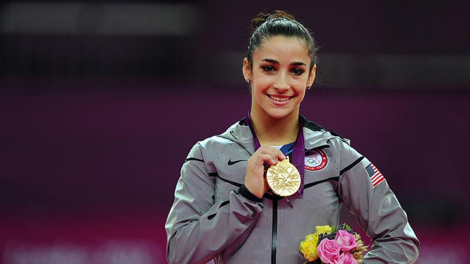 Aly Raisman has announced she won't be competing in the 2020 Olympics.