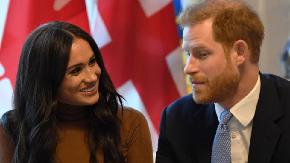 Meghan Markle and Prince Harry are being defended on social media.