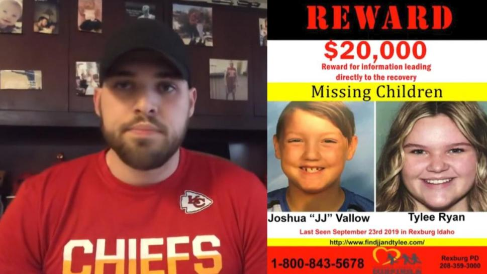 Missing Idaho siblings