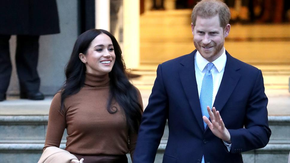 "Harry and Meghan no Longer ""Royal Highnesses"""