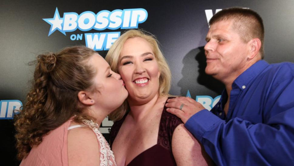 "Mama June Shannon says life is ""a struggle."""