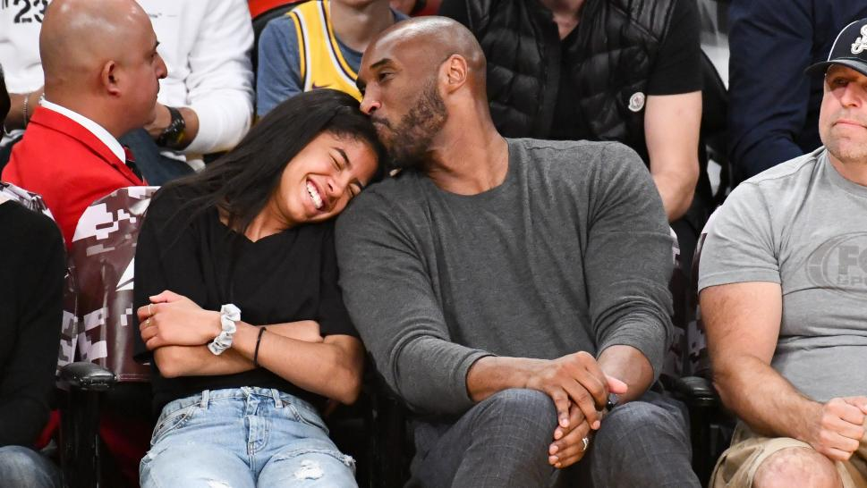 Kobe Bryant and Gianna died in a helicopter crash on Sunday outside of Los Angeles.