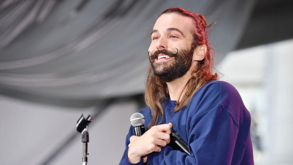 Jonathan Van Ness is coming out with a children's book.