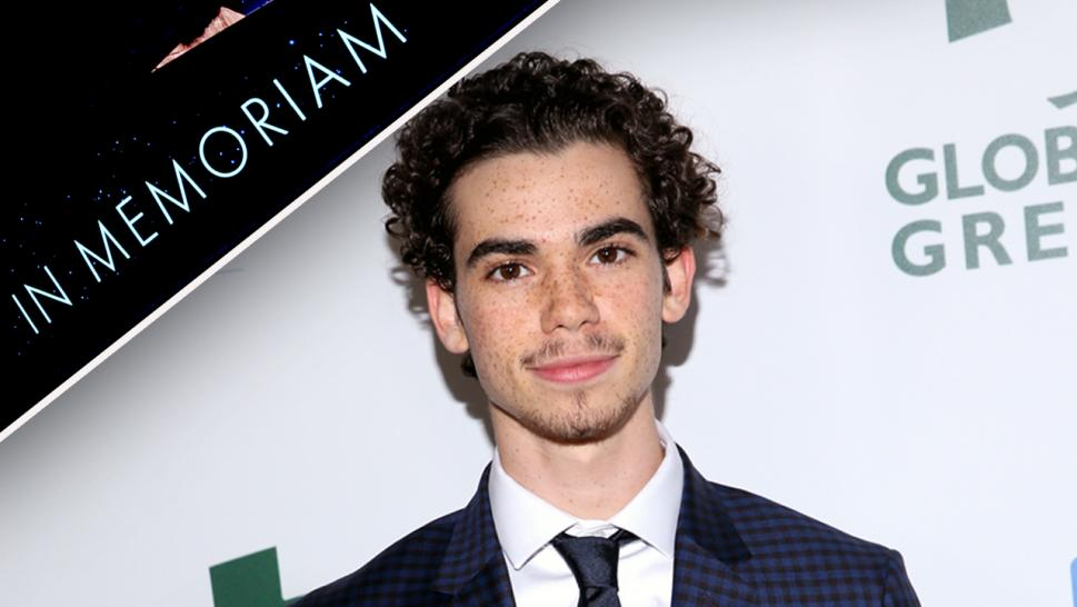 Cameron Boyce Left Out of Oscars 'In Memoriam' Tribute