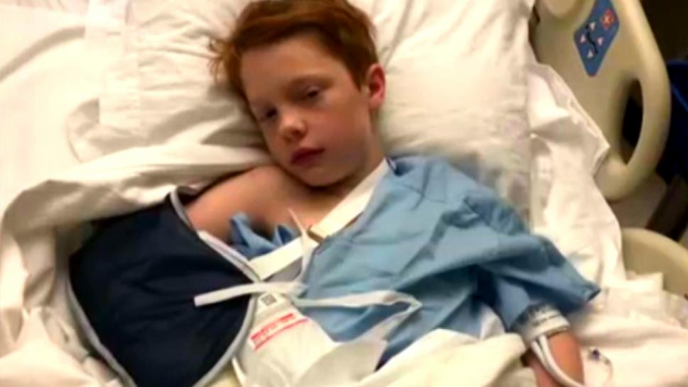 A 12-year-old Alabama boy suffered a broken wrist after two other children did the challenge on him at the Ozark Boys and Girls Club, his mother Teri Smith told WTVY-TV.