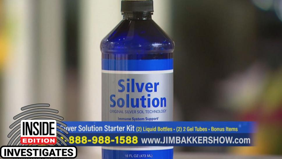 Jim Bakker, the notorious pastor who served five years in prison for fraud in the early 1990s and was once married to the late Tammy Faye Messner, is now back on the air waves making stunning claims that a silver solution could be effective against the coronavirus.
