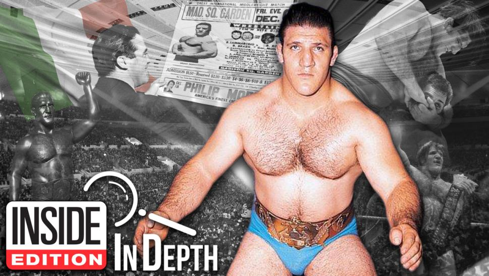 Bruno Sammartino passed away in 2018.
