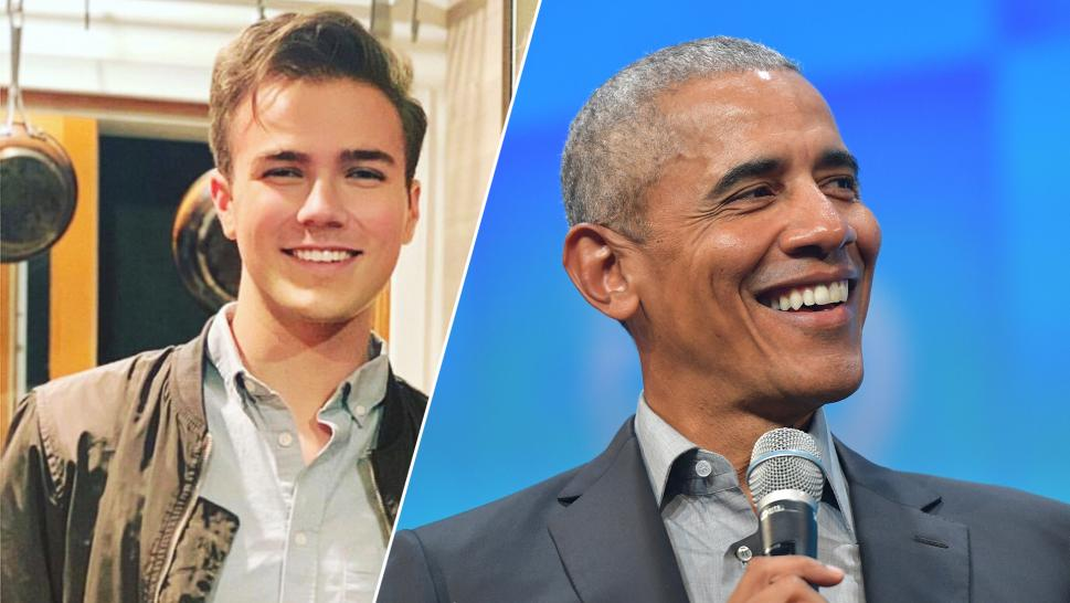 Teen who asked President Obama to give commencement speech
