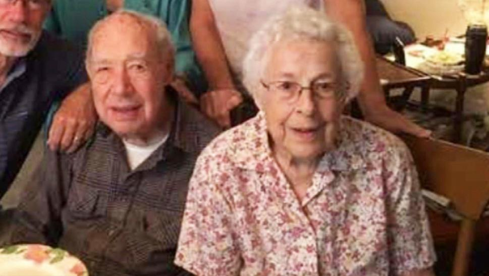 Couple dies hours apart from each other