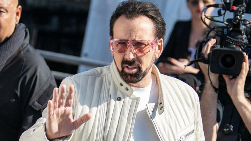Nicolas Cage will star as 'Tiger King's' Joe Exotic in a new scripted miniseries.