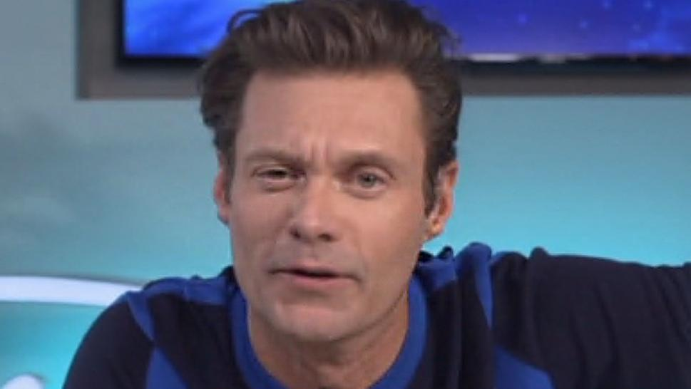 "Some Thought Ryan Seacrest Had a Stroke on ""American Idol'"