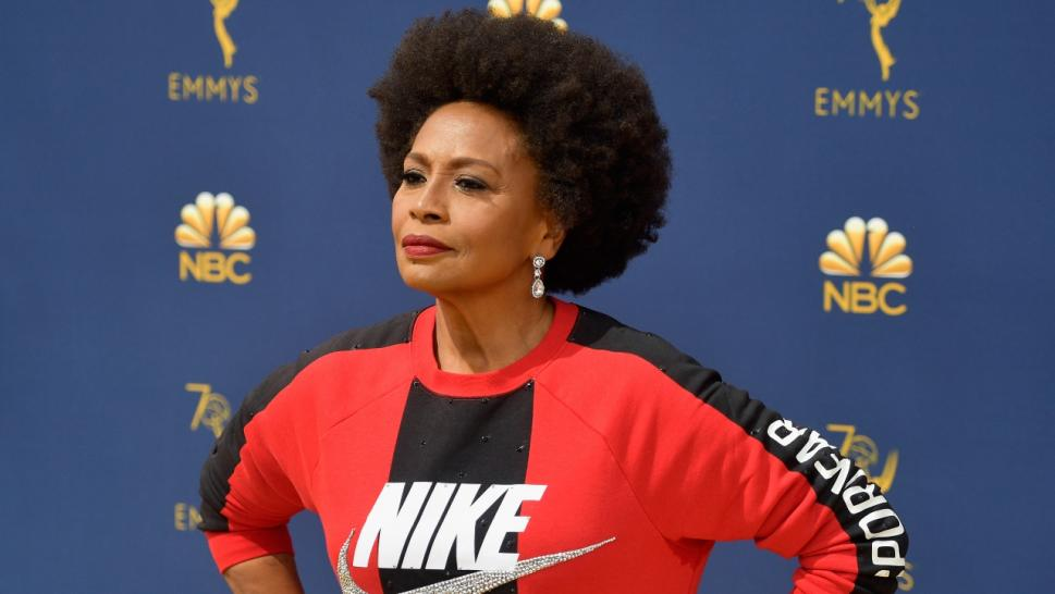 Jenifer Lewis at Emmy Awards