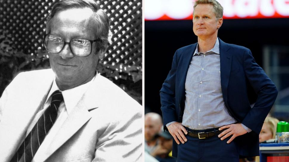 The Kerr family was one of brains not braun as the family of academics, His mother, Ann, was a professor and as well as his dad, Malcolm, never thought they would produce someone who would not only go on to win NBA titles as a player and later as a coach.
