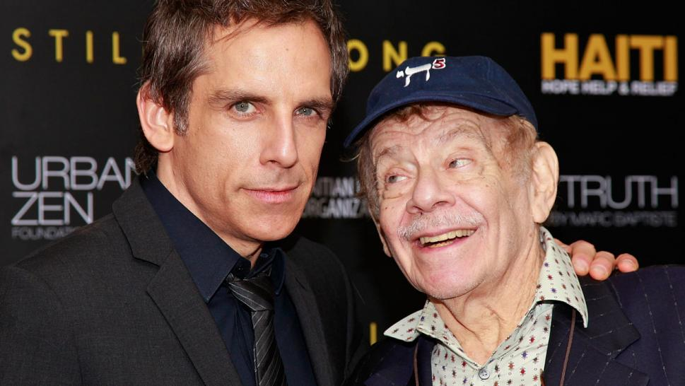 Beloved actor and comedian Jerry Stiller passed away at 92.