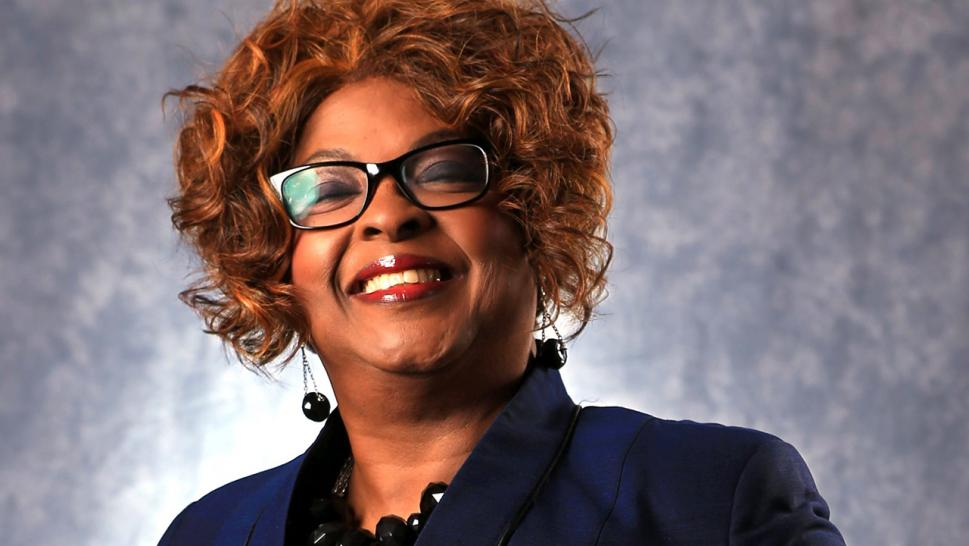Ferguson, Mo. elects its first black mayor, Ella Jones.