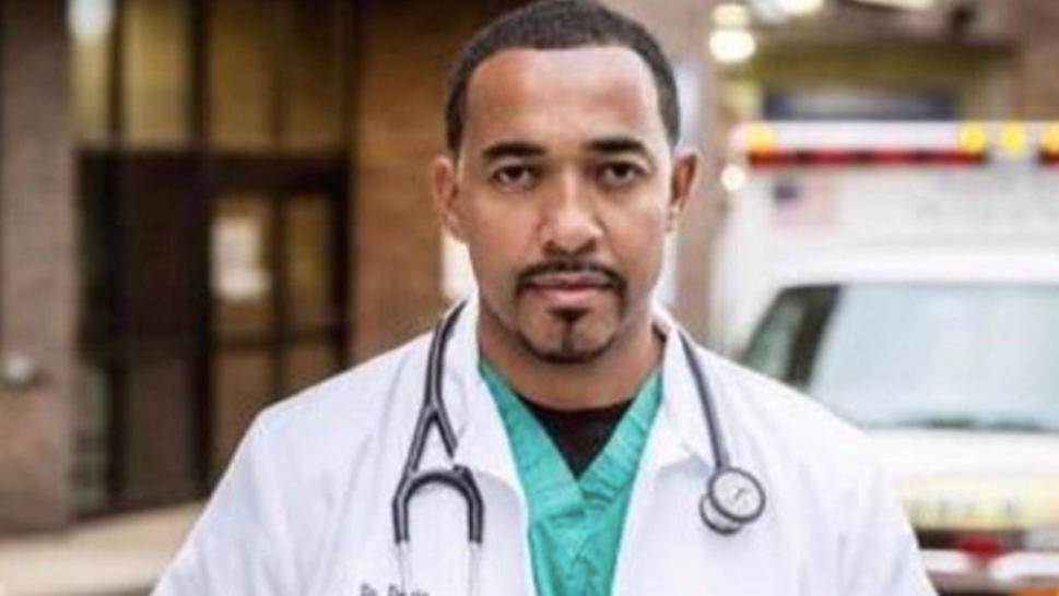 In Conversation: a Black ER Doctor Shares His Stresses and Struggles With a Therapist