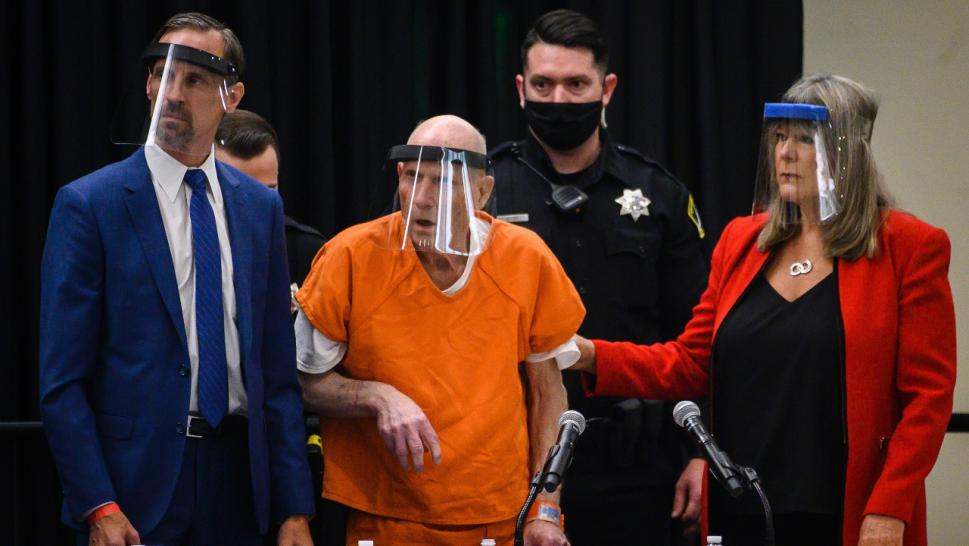 Golden State Killer Guilty Plea