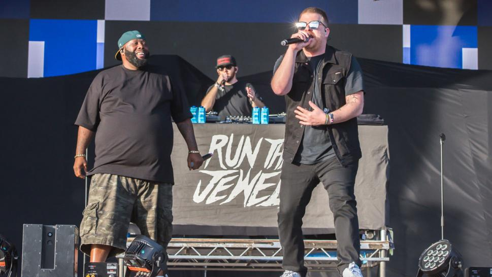The group, which features Killer Mike, El-P, and DJ Trackstar, also have set up a donations page on their site to further the actions.