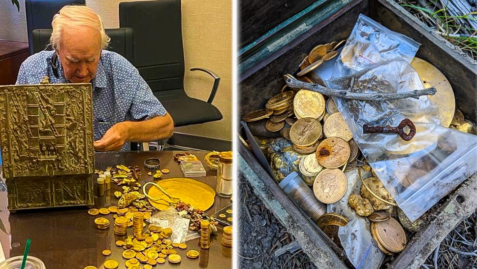 Here's Why Forrest Fenn's Treasure May Still Be Out There