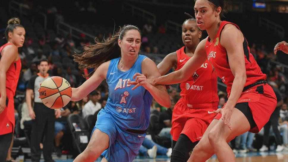 Inside WNBA's Florida Living Conditions During Coronavirus