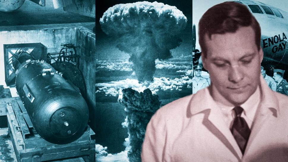 The Doctor Who Secretly Delivered the Atomic Bomb