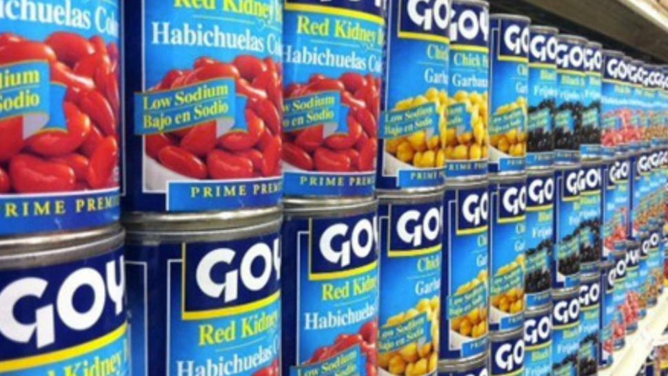 Goya Foods bills itself as the country's largest Hispanic-owned food company.