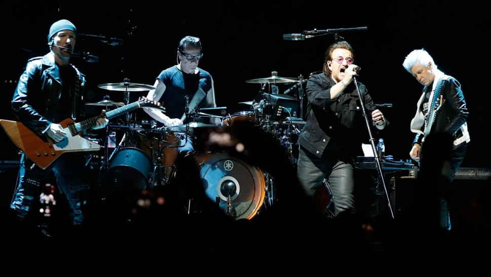 U2 Donates $1.5M to Live Music Industry As It Struggles During Coronavirus Pandemic
