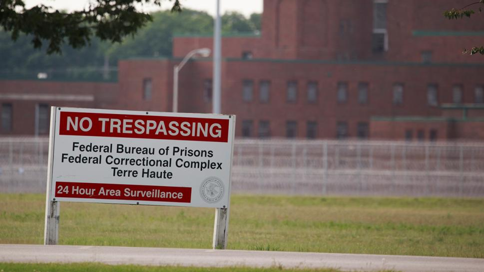 Terre Haute Federal Correctional Complex