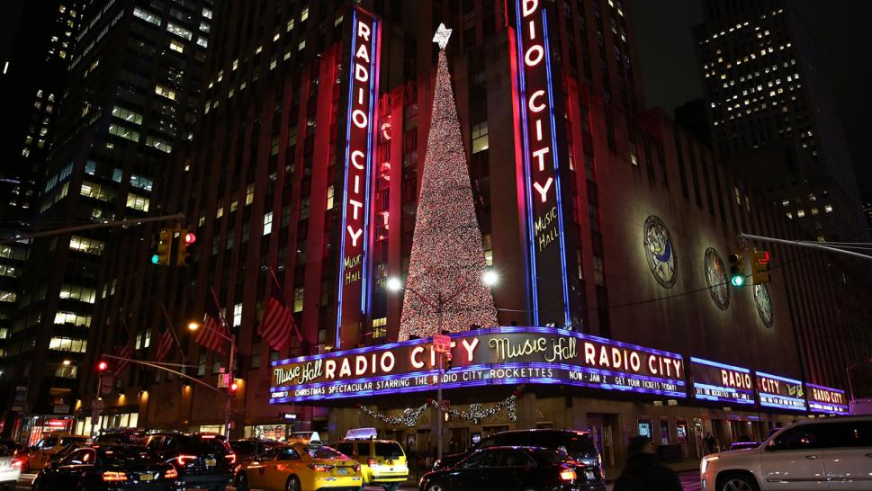 "The annual ""Christmas Spectacular"" runs from Nov. 6 to Jan. 3."