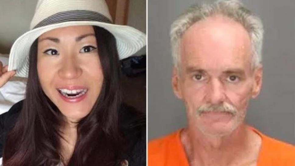 Less than one month after the charred remains of professional poker player, Suzie Zhao was discovered, a suspect has been found. Jeffrey Bernard Morris, 60, a convicted sex offender was charged in the grisly murder of the 33-year-old poker prodigy.