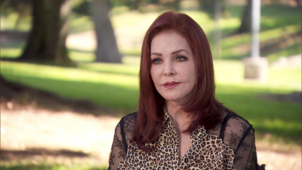 Priscilla Presley Is on a Mission to Save This Dog