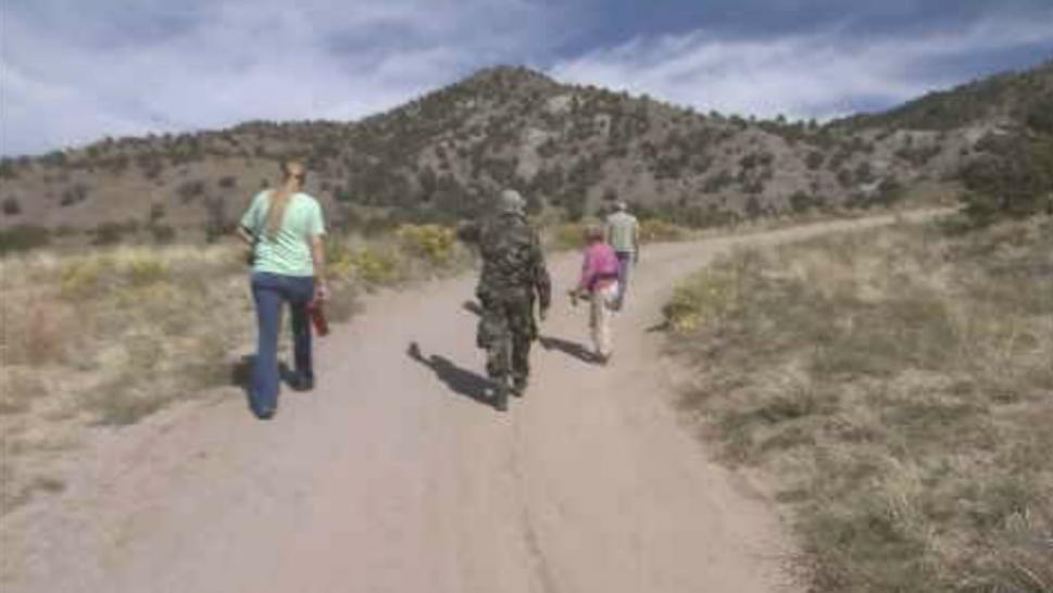 Crews search in Colorado for Suzanne Morphew